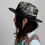 Шляпа BAILEY арт. 22777BH DUNE (черный)